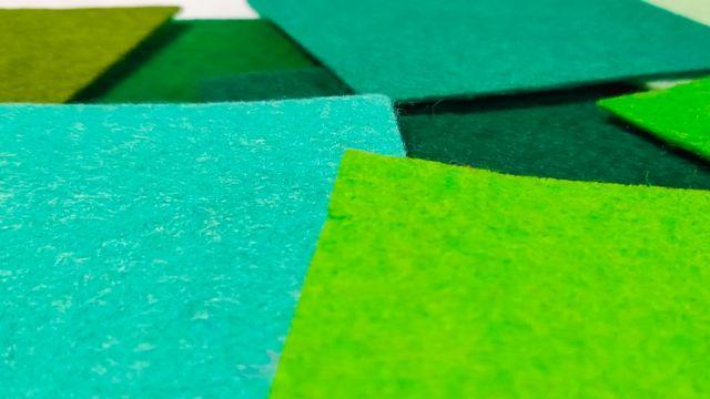 カラーコード 緑系