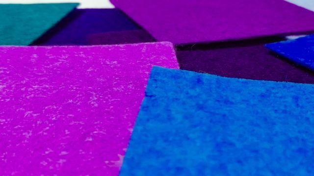 カラーコード 紫系