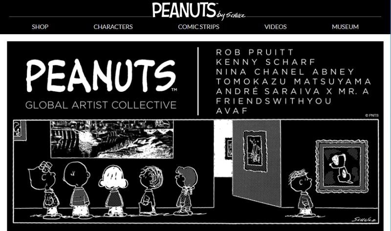 peanuts.com