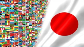 オリンピック出場予定国・国旗+カラーコード(アジア44ヵ国)