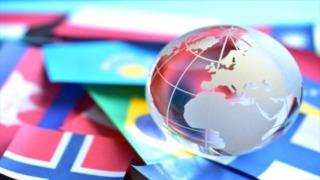 オリンピック出場予定国・国旗+カラーコード(アメリカ41ヵ国)