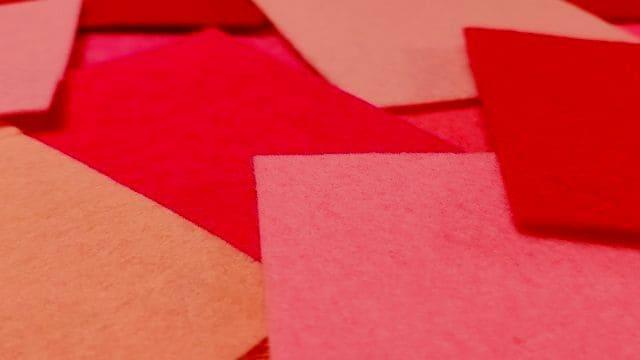 カラーコード 赤系