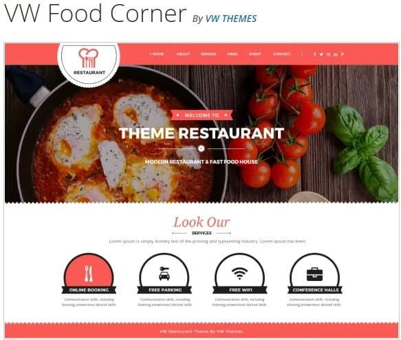 VW Food Corner