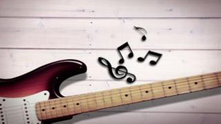 音楽や動画のポートフォリオサイトにも!高速でシンプルなテーマ4536