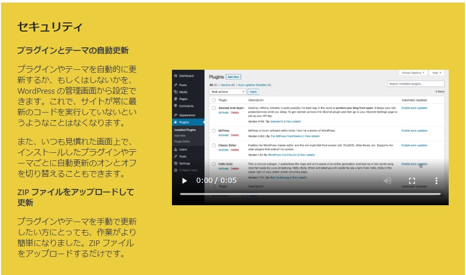 WordPress5.5