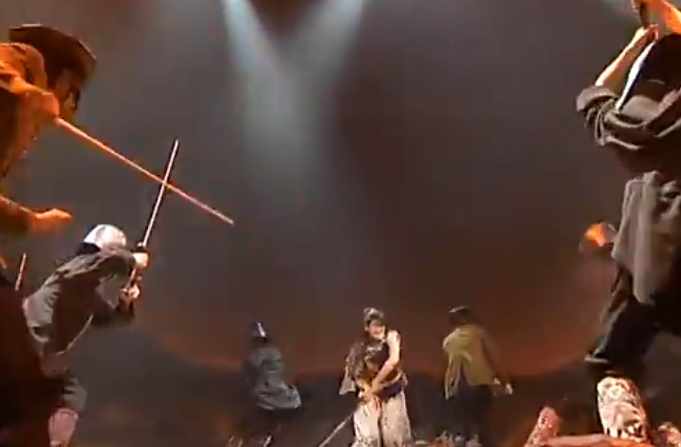 地球ゴージャスプロデュース公演Vol.10「星の大地に降る涙」