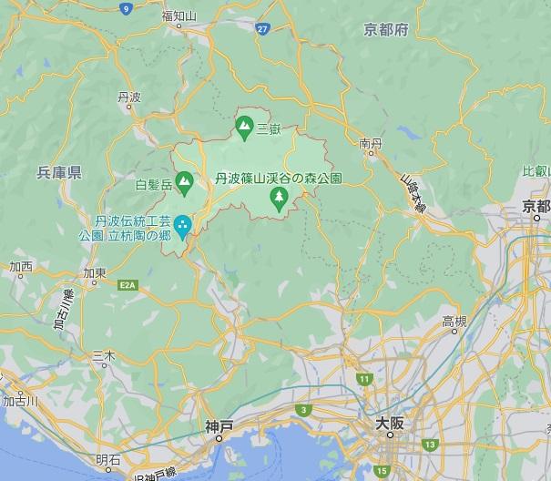 丹波篠山市