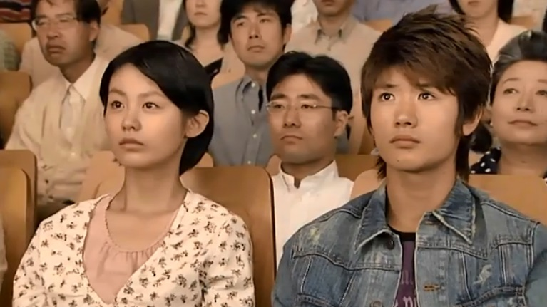 NHKテレビ小説「ファイト」