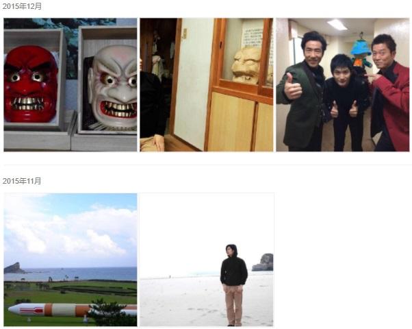 三浦春馬Weibo・2015/12-11