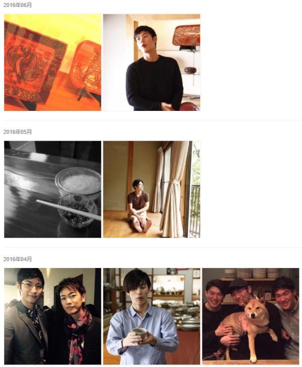 三浦春馬Weibo・2016/06-05-04