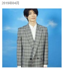 三浦春馬Weibo・2019/04