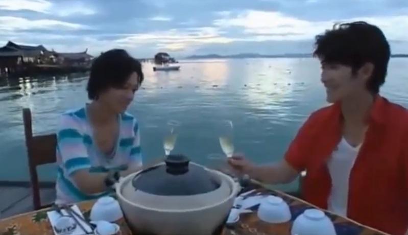 HT~赤道の真下で、鍋をつつく~