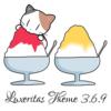 パララックス・オープニングアニメの追加など Luxeritas 3.6.9 | Thought is free